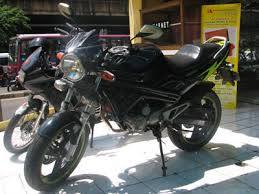 honda tiger indonesia