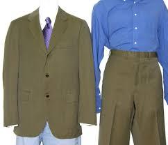 mens green suits