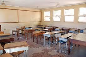 classroom interior
