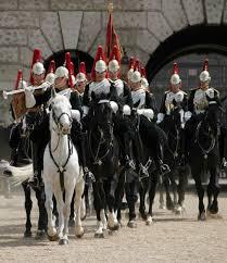 royal household cavalry