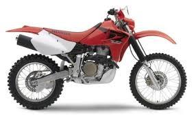 2007 honda xr650r