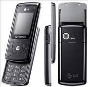 lg ku380 black