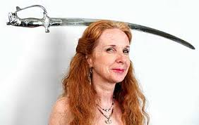 bellydance sword