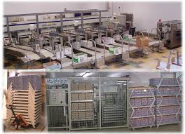 stacking machine