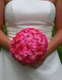 pink floral bouquets