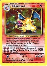 carte de pokemon