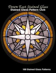 easy stain glass patterns