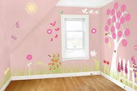 murals for girls room