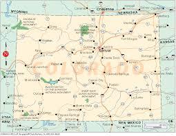 colorado maps