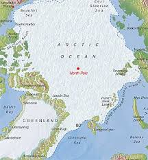 northpole map