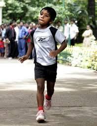child runner