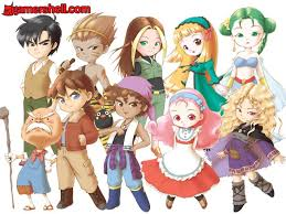 harvest moon island of happiness pictures