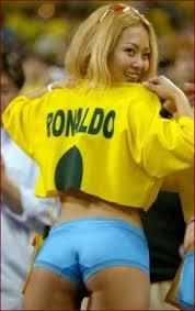 brazil ronaldo jersey