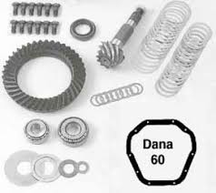 dana 60 differentials