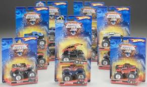 monster jam hotwheels
