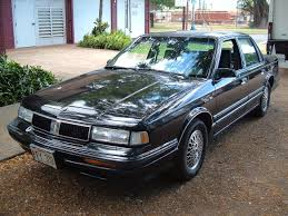 1989 oldsmobile cutlass