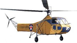 helicopter wwii