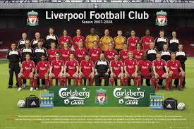 pictures of liverpool team