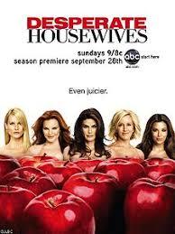 desperate housewives season 5 poster