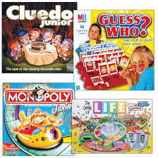 board games childrens