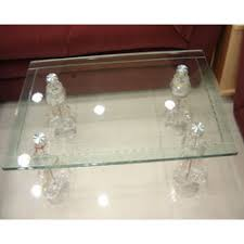 glass centre tables