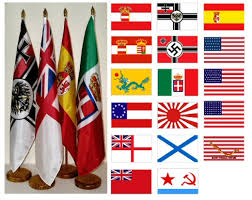 historic flags