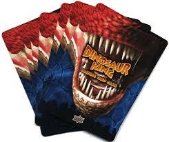 all dinosaur king cards