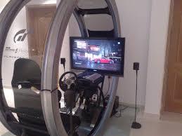 logitech racing seat