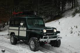 1957 willys