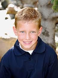 boy with earrings