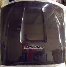 mustang carbon fiber hoods