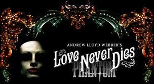 love never dies phantom