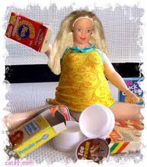 fat barbie doll