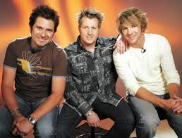 The country band Rascal Flatts