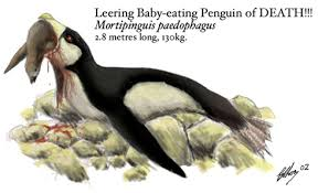 penguin death