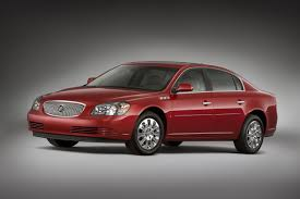 new buick lucerne