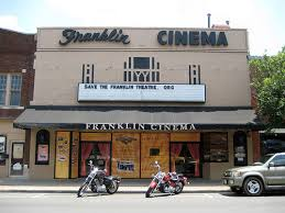 historic movie theatres