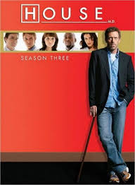 house md season three dvd