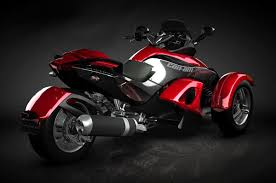 can am spyder motorcycles