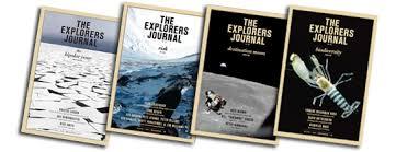 explorers journals