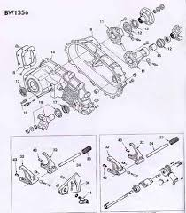 bw 1356 transfer case