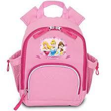 disney princess back pack