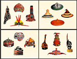 hats from around the world