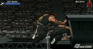 smack down vs raw 2008 game