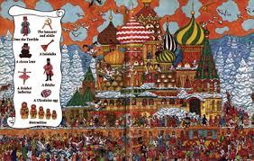 russian items