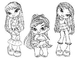 bratz color in