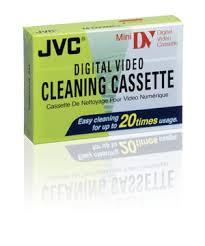 jvc minidv tape