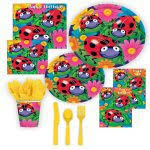 ladybug partyware