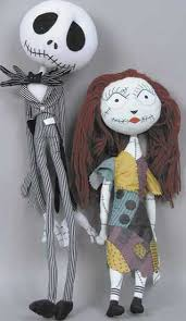 jack and sally dolls