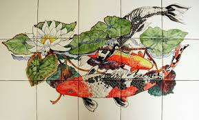 koi art work